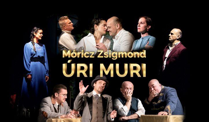 Móricz Zsigmond: ÚRI MURI (12) - Narrált előadás látássérült nézőinknek
