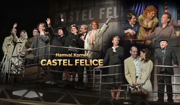 Hamvai Kornél: CASTEL FELICE (12) - Jelelt előadás siket és nagyothalló nézőinknek