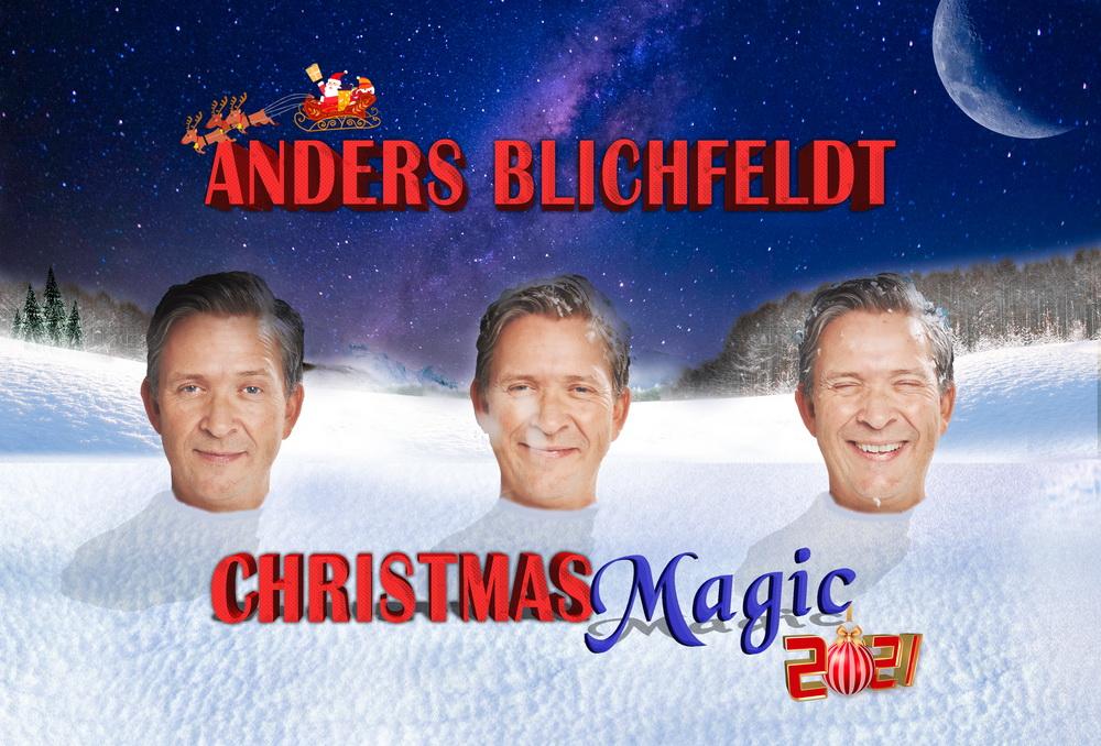 Anders Blichfeldt - Christmas Magic!