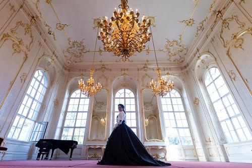 Tárlatvezetés Erzsébet királynéval a Gödöllői Királyi Kastélyban