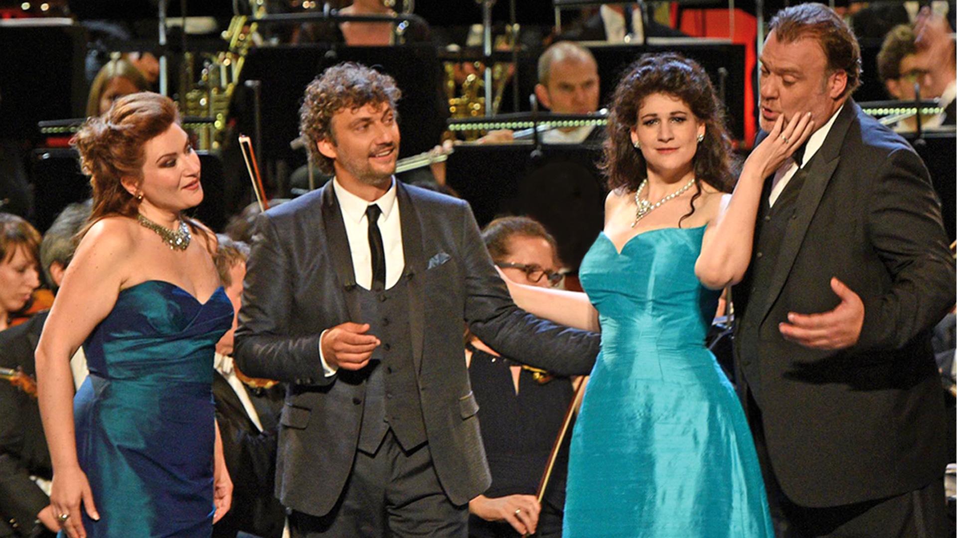 Baden-Baden Operagála (Anja Harteros, Jekatyerina Gubanova, Jonas Kaufmann, Bryn Terfel)