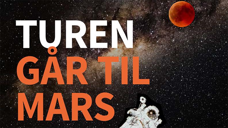 Turen går til Mars