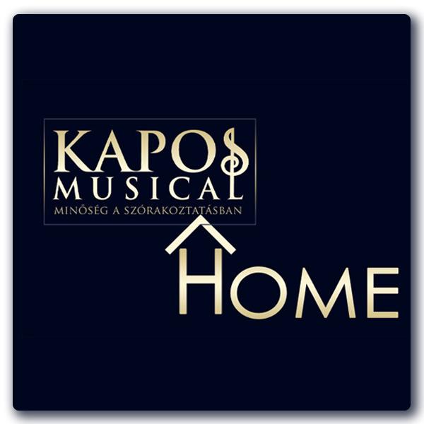 KaposMusical - HOME