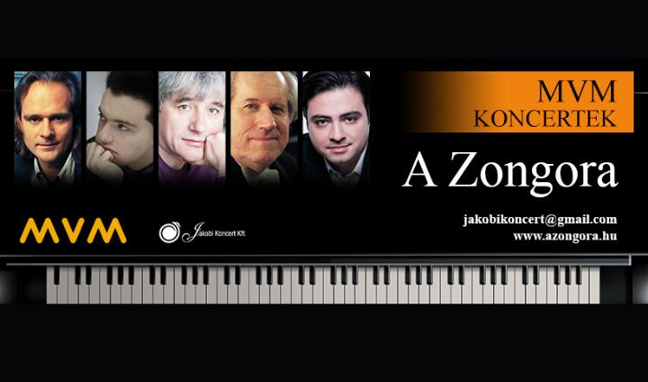 Online koncertek a művészek lakásából: Vigh Andrea és Balázs János - MVM Koncertek