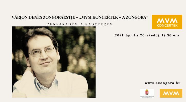 Várjon Dénes zongoraestje a Zeneakadémián (felvételről) – MVM Koncertek