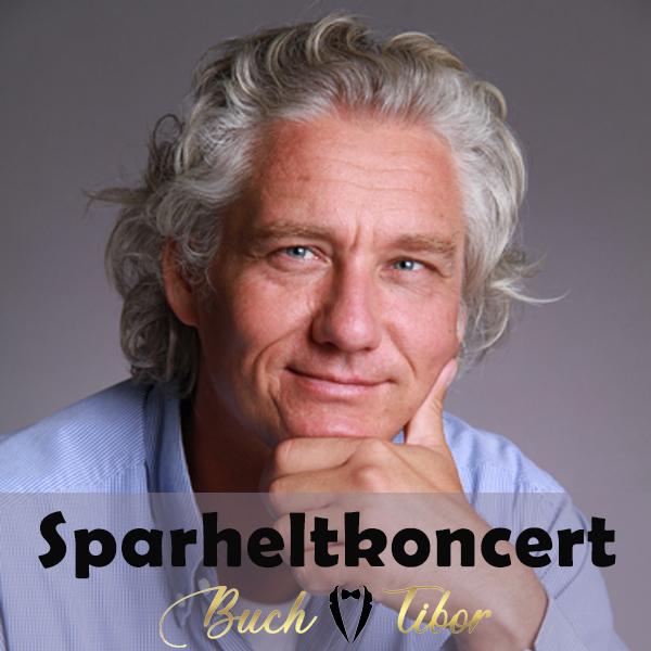 Sparheltkoncert - Buch Tibor