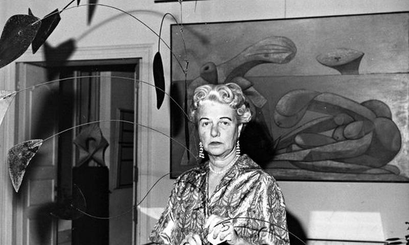 Peggy Guggenheim – A művészet megszállottja – VÁRkert Mozi