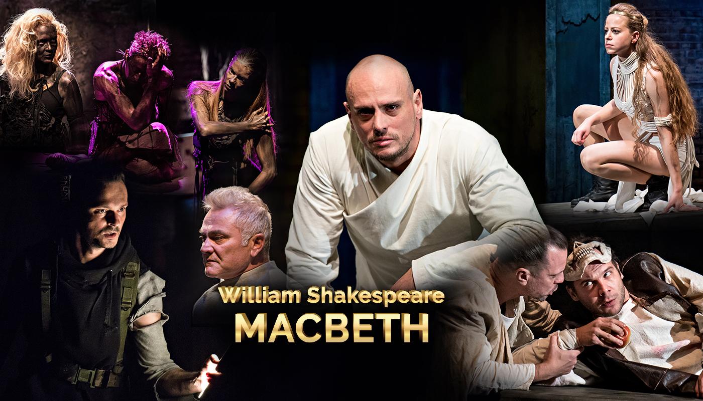 William Shakespeare: MACBETH (16) - Narrált előadás látássérült nézőinknek